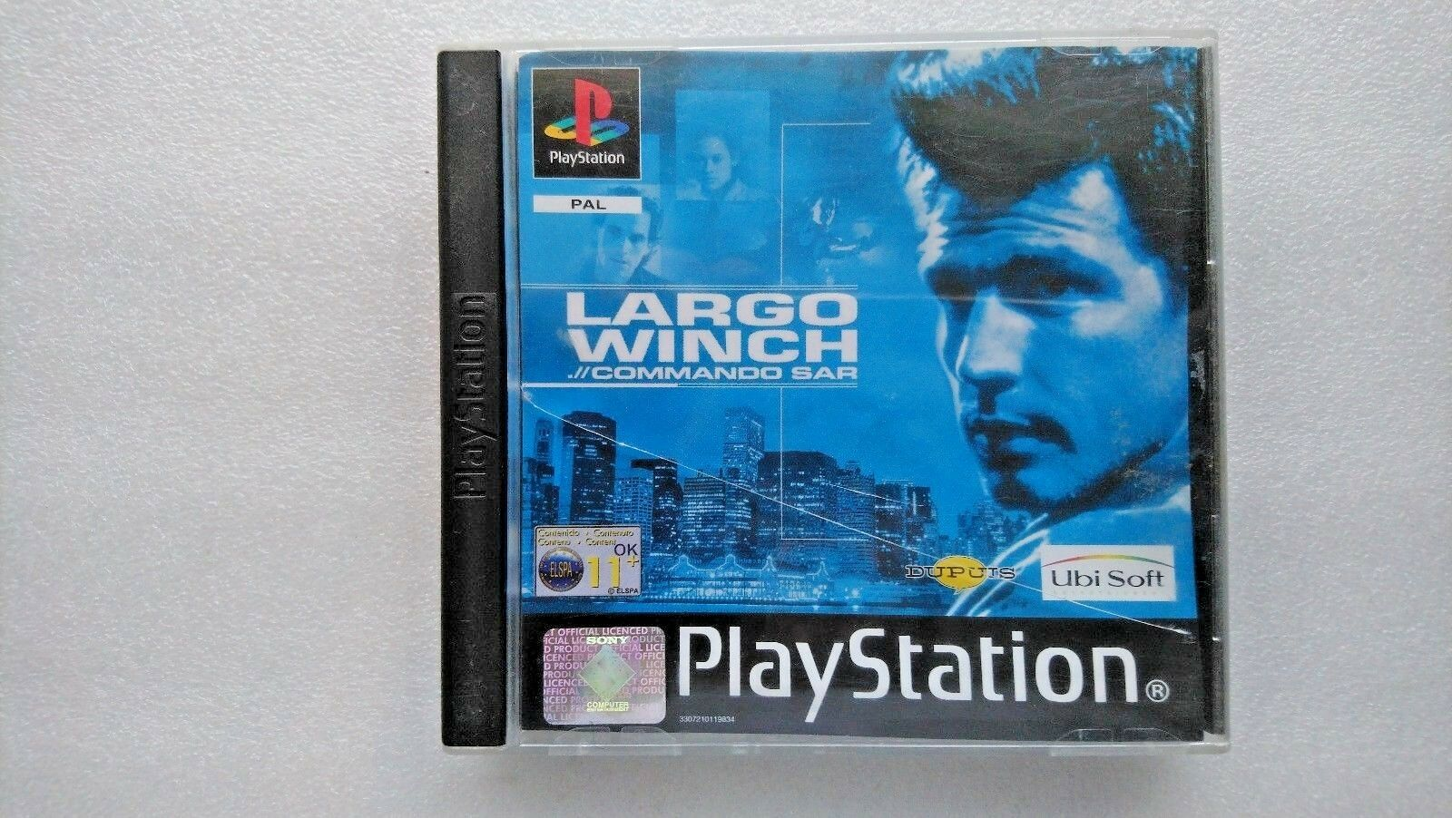 Largo Winch (Sony PlayStation 1, 2002)