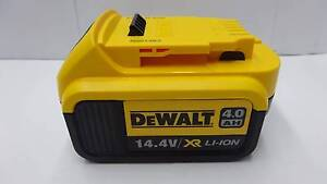 4.0 AH DeWalt Battery (DCB142-XE) **GREAT PRICE** Dandenong Greater Dandenong Preview