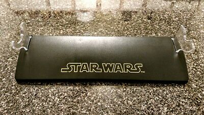 Lightsaber Stand Complete for Star Wars Darth Maul Force FX Lightsaber Rare!!!](Darth Maul Light Saber)