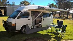 1995 Toyota Campervan Stanthorpe Southern Downs Preview
