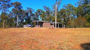 18 ACRE rural property at Wattle Camp fully furnished with ute!! Wattle Camp South Burnett Area Preview