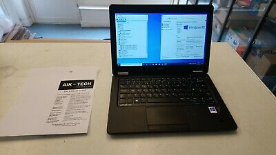 Dell Latitude E7250 Intel Core I5, 5th Gen, 8Gb Ram GB 128SSD  ,W10,