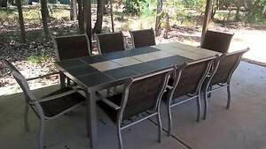 9 Piece Outdoor Setting Stoneville Mundaring Area Preview