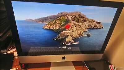 "Apple iMac A1311 Mid 2010 MC508LL/A 21.5"" i3 3.06GHz 8GB RAM 500GB HDD"