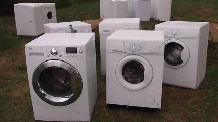 front load washing machines.