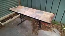Free outdoor table Maddington Gosnells Area Preview