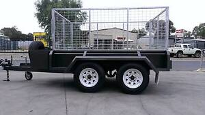 10X5 2 TONNE CAGED TRAILER Adelaide CBD Adelaide City Preview