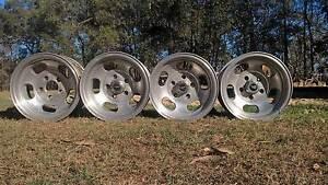 Holden hq hj hx hz wb torana alloy wheels jelly bean rare Logan Reserve Logan Area Preview