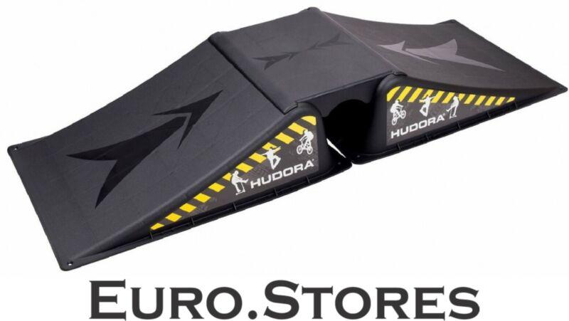 Hudora Skater Ramp Set for Skateboard Waveboard, Skater Ramp 3pcs 11116