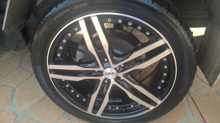 """COMMODORE 19"""" ALLOY WHEELS Cooranbong Lake Macquarie Area Preview"""