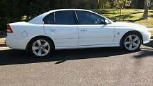 2004 Holden Commodore Sedan Ashfield Ashfield Area Preview