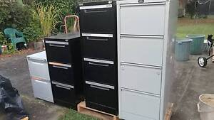 4 filing cabinets $20 - $40 Epping Ryde Area Preview