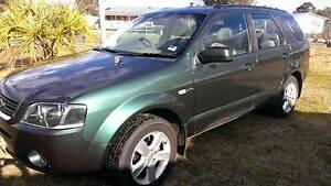 2006 Ford Territory Wagon Uralla Uralla Area Preview