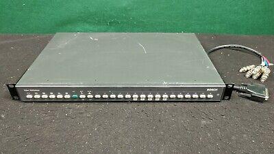 Bosch Ltc 268290 - Multiplexer 16 Channel Color