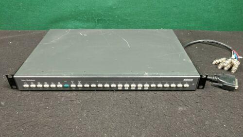 Bosch LTC 2682/90 -  Multiplexer 16 Channel  COLOR