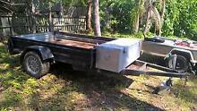 7X5 BOX TRAILER. PARKWOOD, 4214 Coombabah Gold Coast North Preview