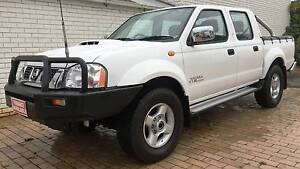 "2012 NISSAN NAVARA ST-R 4X4 ""TURBO DIESEL"" Dandenong Greater Dandenong Preview"