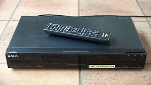 ★ SONY DVD Recorder + 160GB HDD + Digital Tuner Robina Gold Coast South Preview