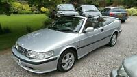 Saab 9-3 2.0Turbo 2002MY SE 78000 miles with service history