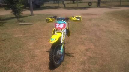 JR 80 motorbike