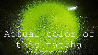 MATCHA 100g How to make Matcha LATTE / ICE CREAM / Green Tea Powder (Matcha Tea Recipes)