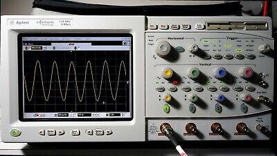 Agilent Hp 54846a 2.25 Ghz Dso 8gss Infiniium Series
