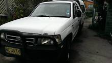 2003 Ford Courier Ute 4x4 Turbo diesel with canopy Armidale 2350 Armidale City Preview