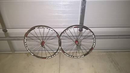 Easton EA50 Aero wheels
