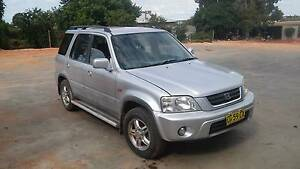 2000 Honda CR-V Wagon Irymple Mildura City Preview