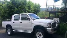 2005 Toyota Dual cab Ute Korora Coffs Harbour City Preview