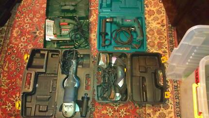 Assorted power tools Golden Point Ballarat City Preview