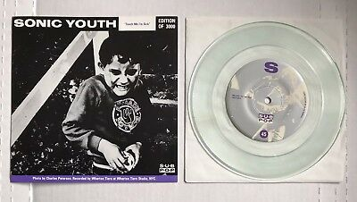SONIC YOUTH Touch Me I'm Sick MUDHONEY Halloween 7