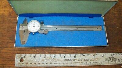 Kanon Hardened Stainless 6 Model Dial .001 Caliper