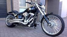 HARLEY DAVIDSON BREAKOUT CUSTOM! Delivery Feb 2015 Williamstown Barossa Area Preview