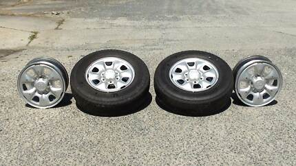Toyota Hilux Rims Lobethal Adelaide Hills Preview