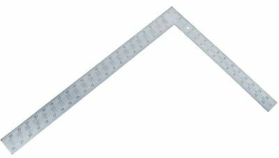 BlueSpot Large Steel Roofing Square Framing Carpenter Measure Metric Imperial