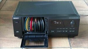 HALF PRICE - Sony 50+1 CD Changer Robina Gold Coast South Preview
