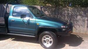 2000 Toyota Hilux SR5 Ute Mirboo North South Gippsland Preview