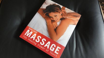 Massage - The Healing Power of Touch!