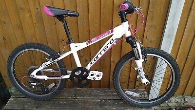 Girls mountain bike 20 inch