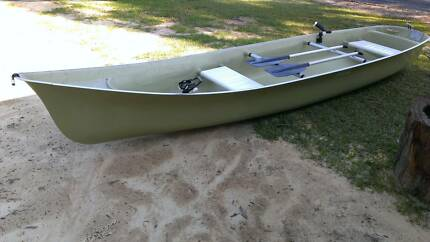 """Rosco """"Bass catcher 500"""" Canoe Cooloola Cove Gympie Area Preview"""