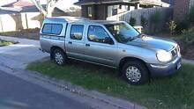 2000 Nissan Navara Double cab Dual fuel, 1 year rego Hampton Park Casey Area Preview