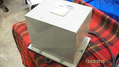 Eriez Industral Vibartor Model P150 Style 26 115v Amp 5.0 Hez 60