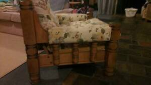 Carved wood armchair New Lambton Newcastle Area Preview