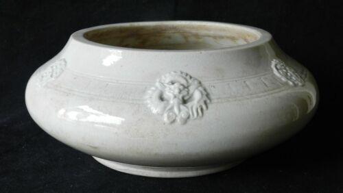 18thC Chinese DEHUA Porcelain Blanc Chine Brush Pot Washer Antique Qing