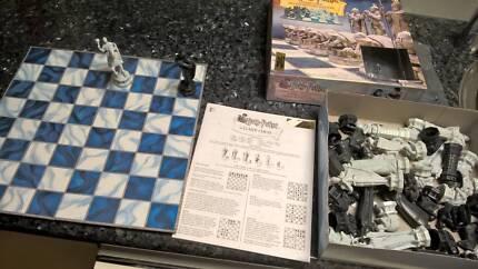 Harry Potter chess set Mattel 2002