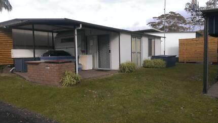 "On Site Caravan ""Merry Beach"" For Sale Albion Park Shellharbour Area Preview"