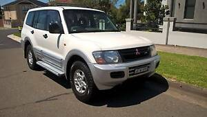 2001 Mitsubishi Pajero ( 4 x 4 ) ( motor needs Attention ) Sydney City Inner Sydney Preview