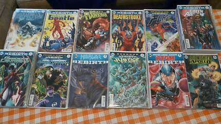 DC and Marvel Comics SALE