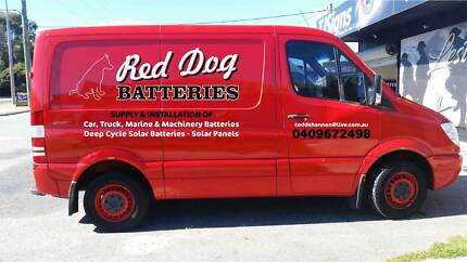 Red Dog Batteries